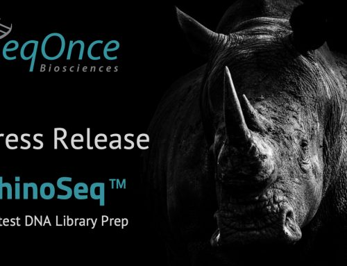 SeqOnce Biosciences Launches RhinoSeq Rapid DNA Library Preparation Kit